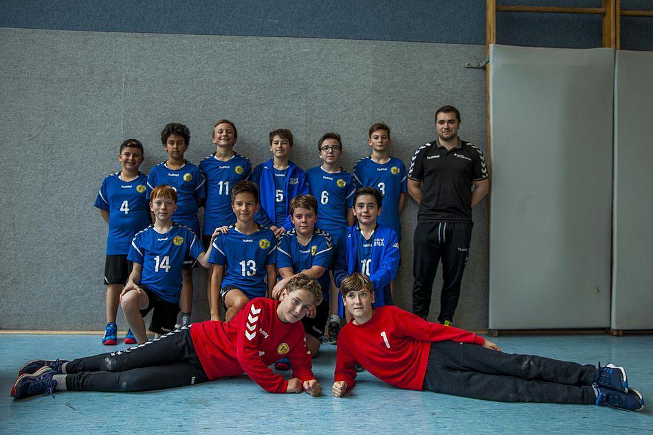 Sv Hermsdorf Handball