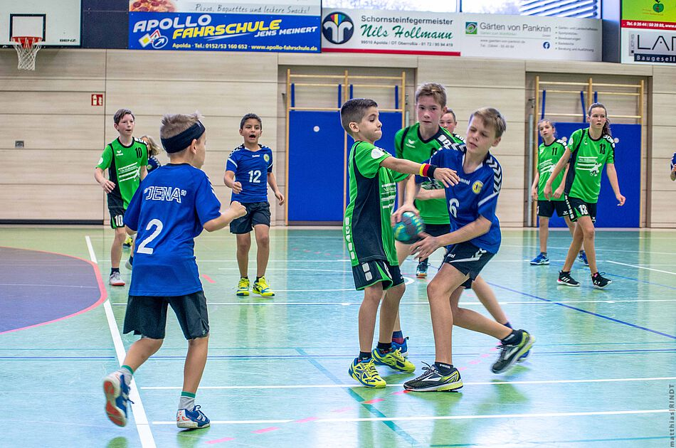 Handball Apolda